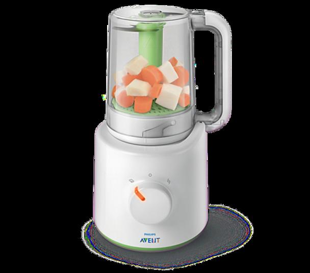 2 in 1 healthy baby food maker