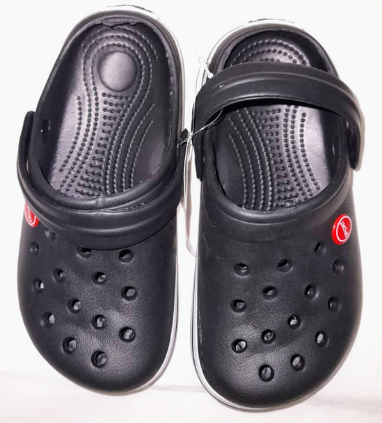 Kids - Crocs - Black