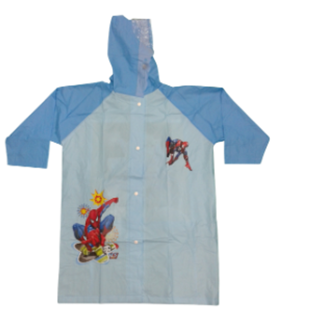 Raincoat - Spiderman