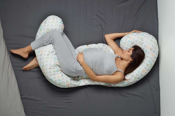 BOPPY custom fit total body pillow