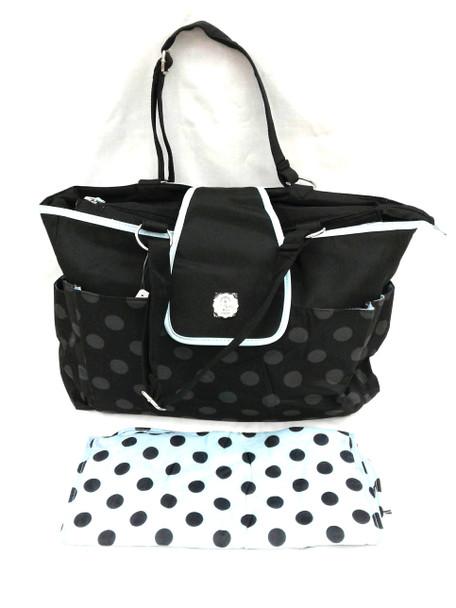Clinic Bag  BLACK