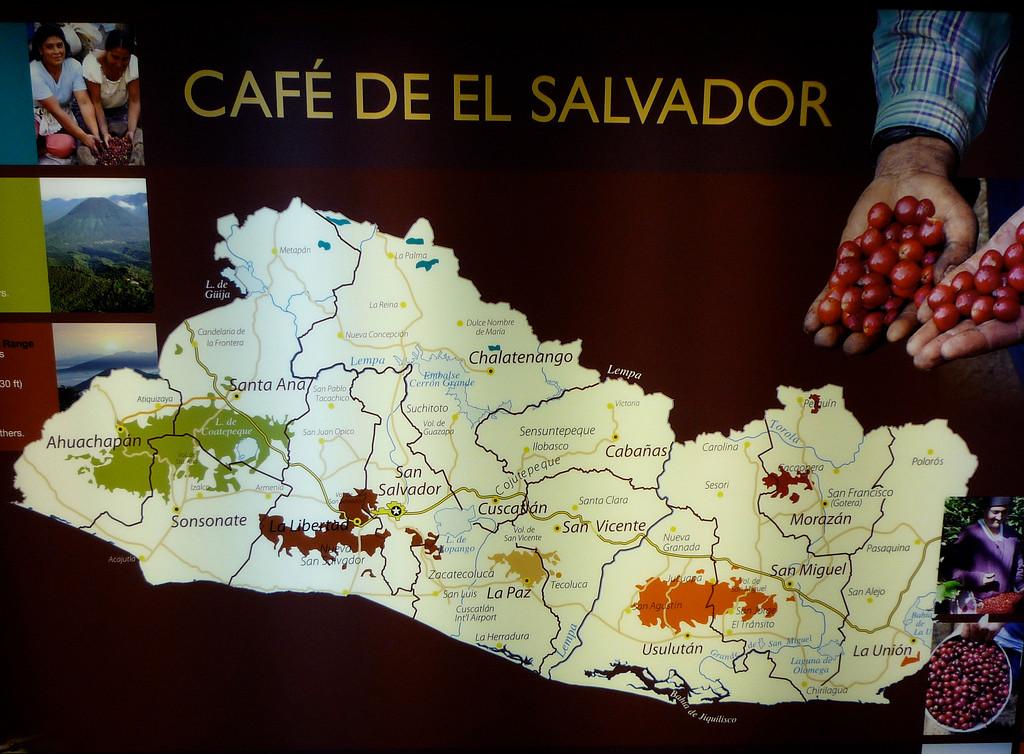 El Salvador Santa Maria