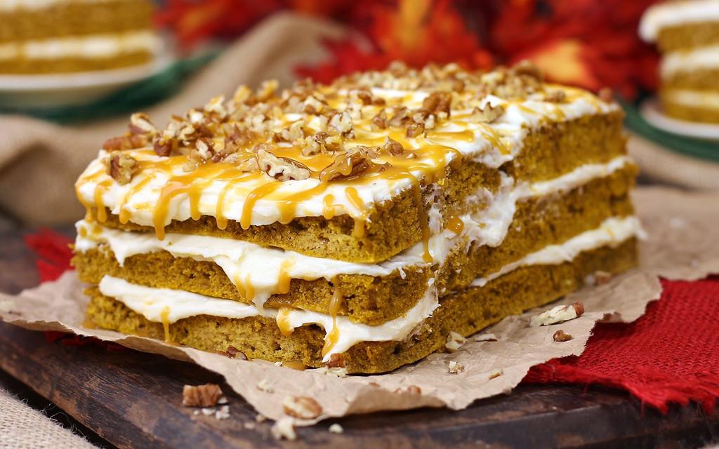 Harvest Spice Pie