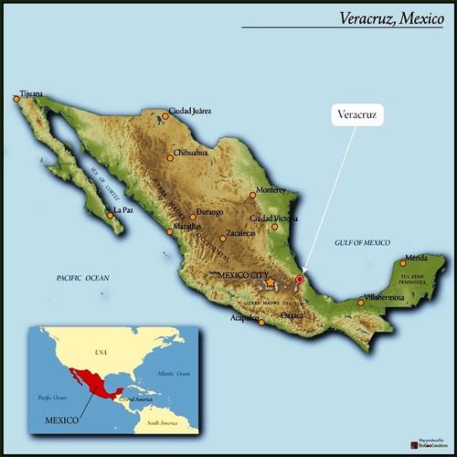 Mexico Huatasco Veracruz Dark