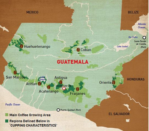 Guatemala SHB EP Huehuetenango