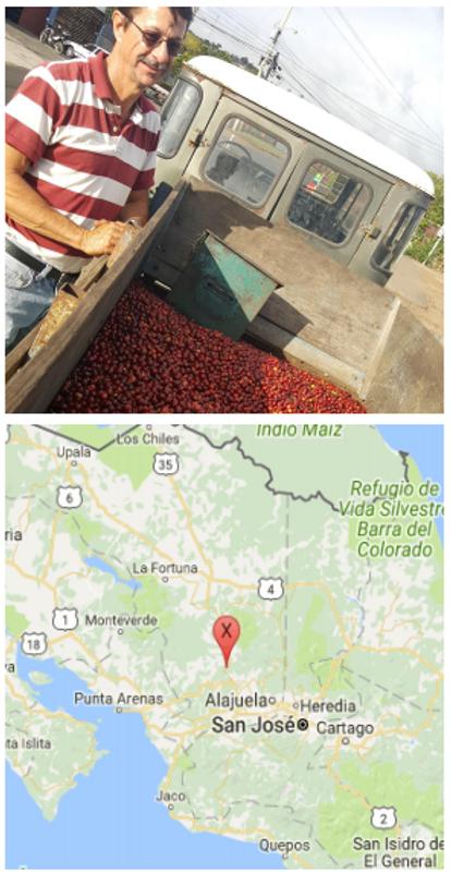 Costa Rica San Juanillo