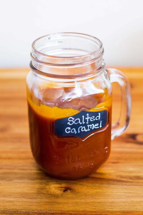 Salty Caramel
