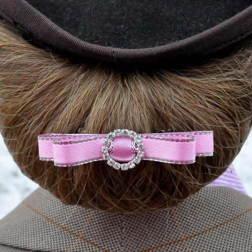 Show Ring Bun Bow, 71 colors