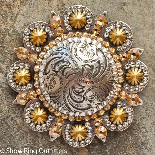 Classic design, Silver/Gold