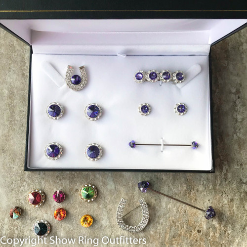 Deluxe Boxed Set, 25 colors, with custom choices
