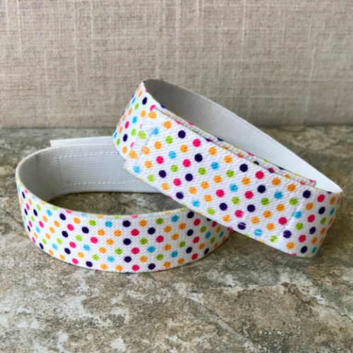 Jod Savers (Cuff Straps),  Multi Dot