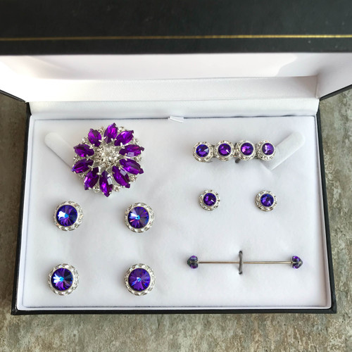 Limited Edition Set, Purple Heliotrope