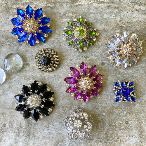 CLEARANCE Magnetic Brooches