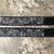 Jod Savers (Cuff Straps),  Black Paisley