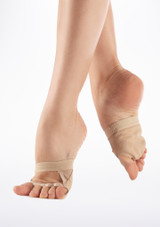 Bloch Foot Thong 3 Tan. [Tan]