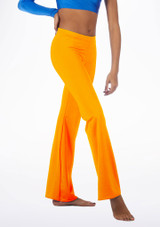 Alegra Basic Jazzhose Orange vorn. [Orange]