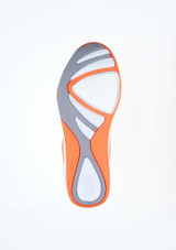 Bloch Element Tanz-Sneaker Orange #3. [Orange]