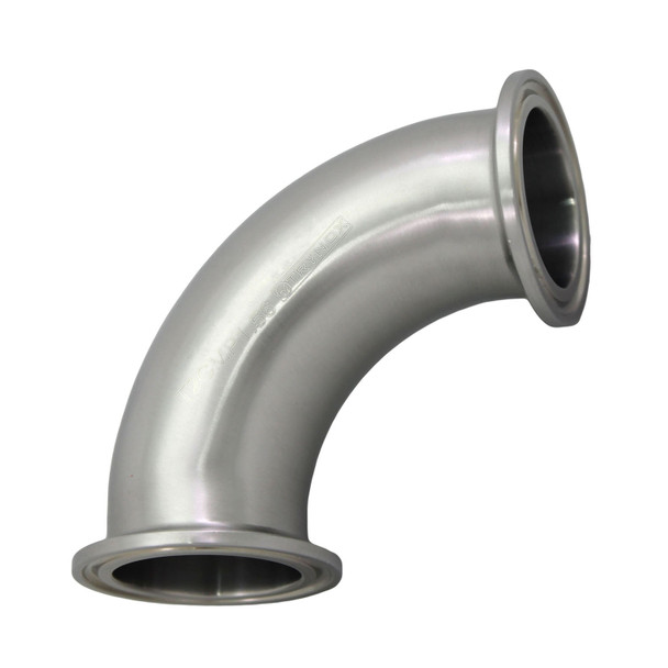 Trynox Tri Clamp Stainless Steel Elbow