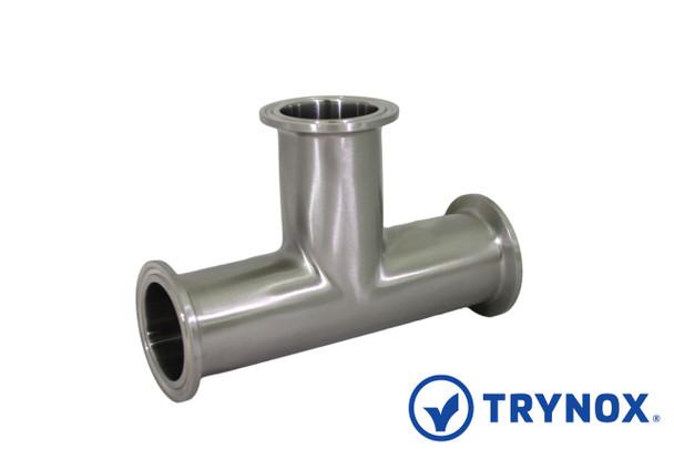 Trynox Sanitary Tri Clamp Equal Tee