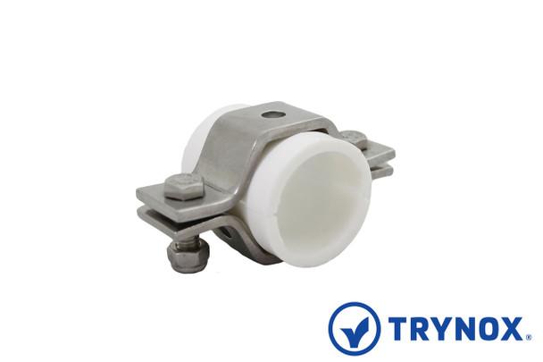 Trynox Sanitary Hex. Tube Hanger / Thermoplastic
