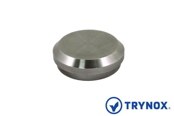 Trynox Sanitary Bevel Seat Plain Cap