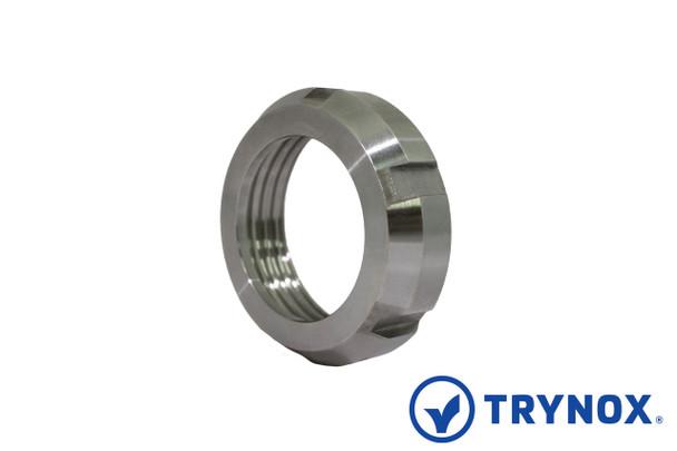 Trynox Sanitary SMS Round Nut