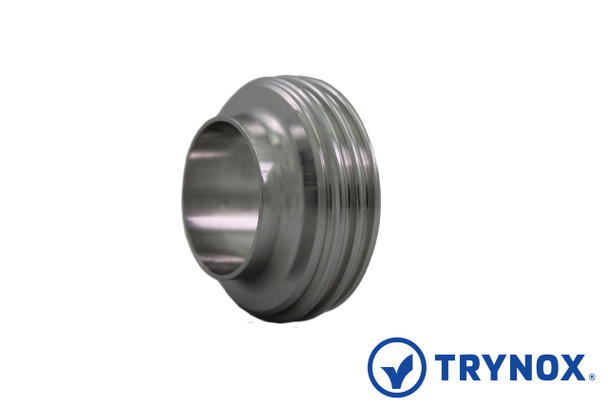 Trynox Sanitary SMS Welding Male