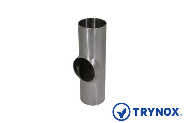 Trynox Sanitary 3A Welding Short Tee