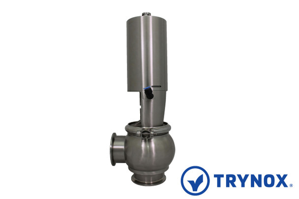 Trynox Sanitary Single Seat Divert Valve L