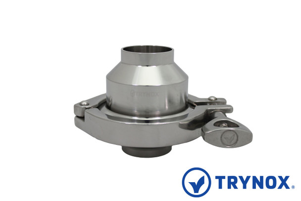 Trynox Sanitary 3A/SMS Check Valve Welding Ends