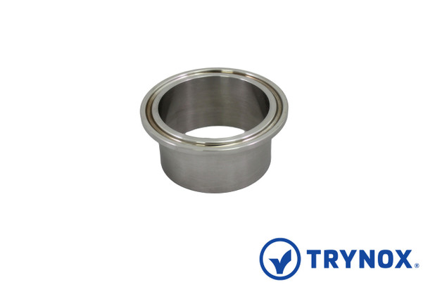 Trynox Sanitary Clamp Long Welding Ferrule