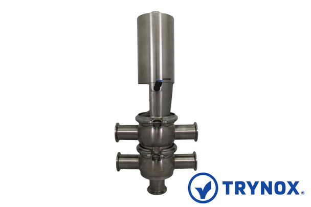 Trynox Sanitary Single Seat Divert Valve TT