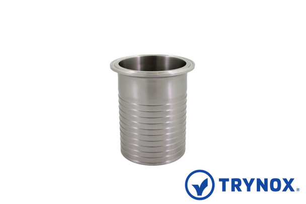 Trynox Sanitary Clamp Hose Adapter