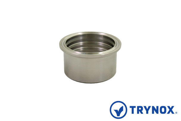 Trynox Sanitary Clamp Expanding Ferrule Roll-On