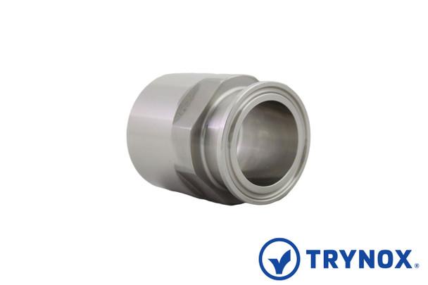 Trynox Sanitary Clamp Female NPT Adapter