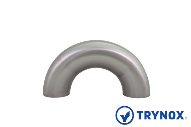 "Trynox Sanitary Butt-Weld ""U"" Elbow"