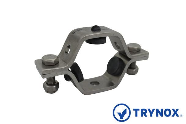 Trynox Sanitary Hex. Tube Hanger / Rubber