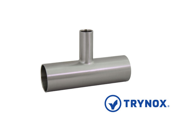 Trynox Sanitary BPE Reducer Tee