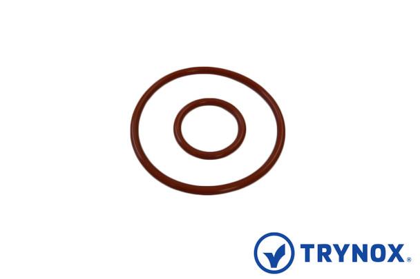 Trynox Sanitary  Plug valve Clamp End Repair Kit