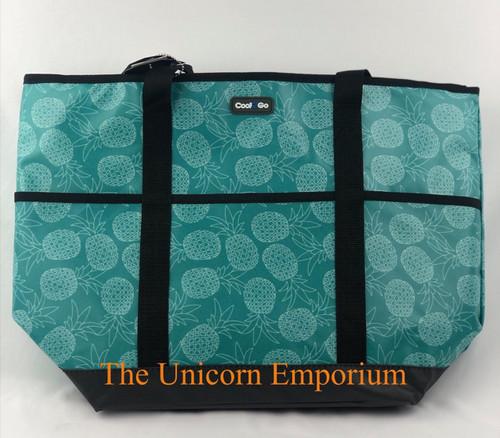pineapple insulated bag