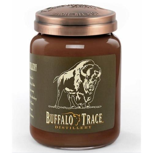 buffalo trace Kentucky bourbon candle