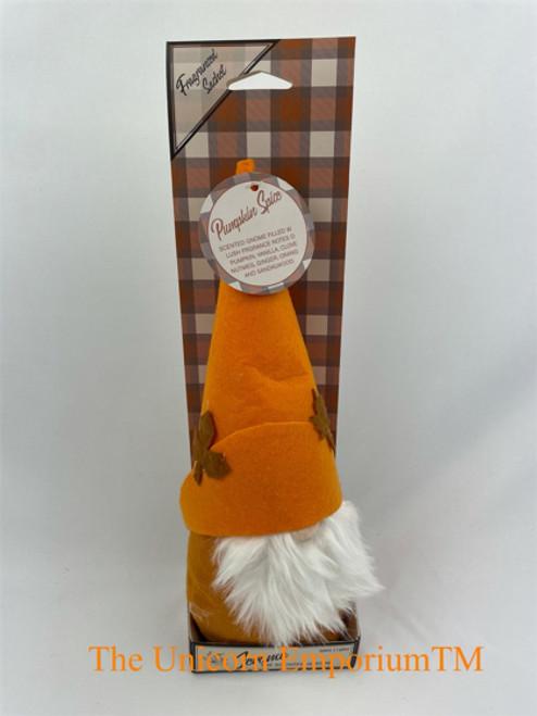 pumpkin gnome