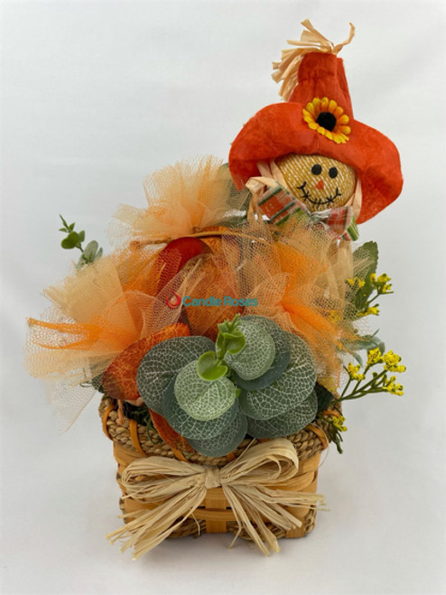days of autumn gift arrangement