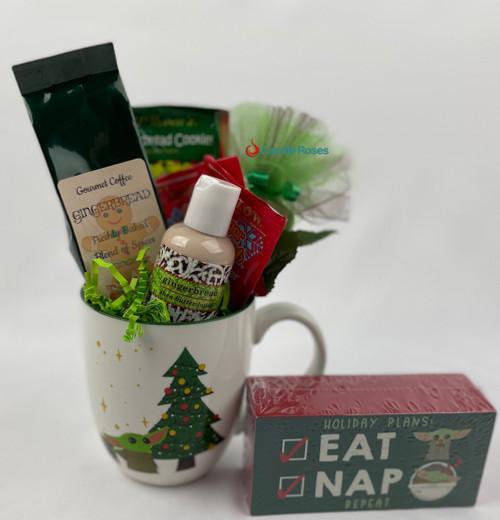 Baby Yoda Gift Mug Set