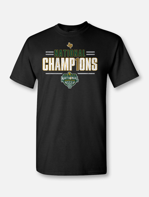 "Baylor Basketball National Champions ""Stay Golden"" T-Shirt"