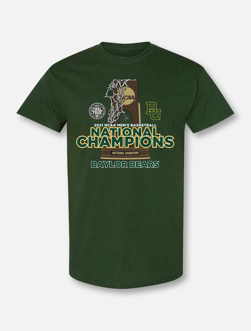 "Baylor Basketball National Champions ""Trophy"" T-Shirt"