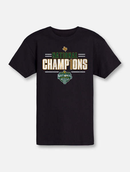 "Baylor Basketball National Champions ""Stay Golden"" YOUTH T-Shirt"