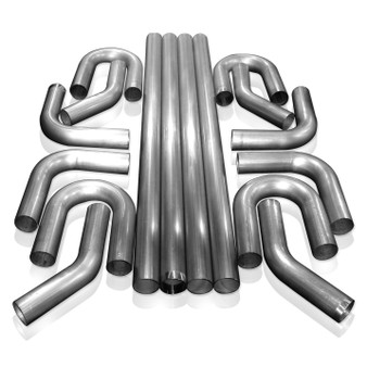 Rod Builder Catback Exhaust Kits Stainless Steel