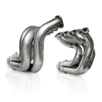 Stainless Works Downswept Dragster Headers.