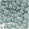 Acrylic Pom Pom, 12mm, 100-pc, Gray